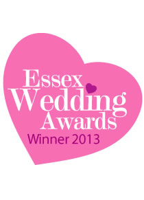 2013 Essex Wedding Awards Winner