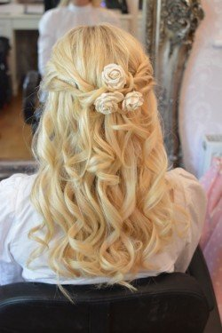 Wedding Hairstyles in Chelmsford, Essex