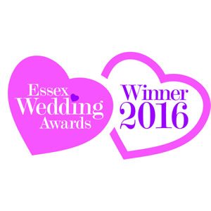 2016 Essex Wedding Awards Winner