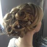 Pontlands Park Wedding Hair